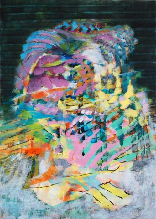 Recent werk nr. 1 Lydia Lambrechts